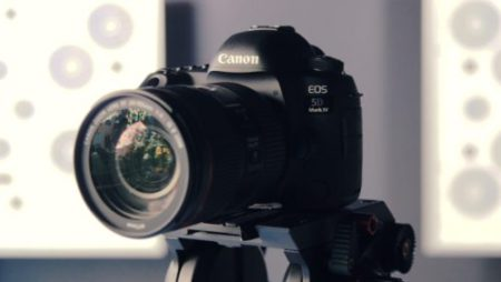 Canon 5D Mk iv - Canon's most popular full frame model