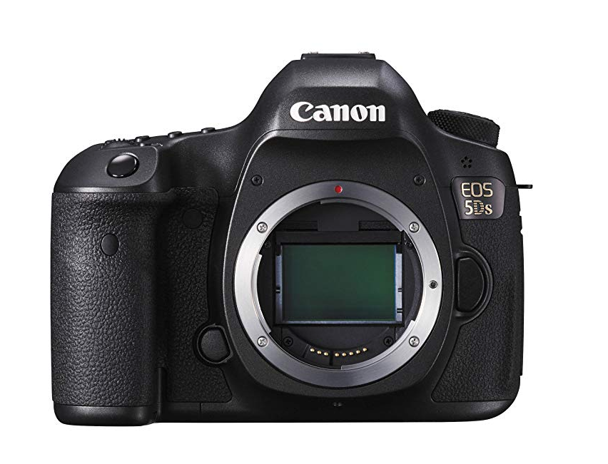 Canon 5DS full frame DSLR camera