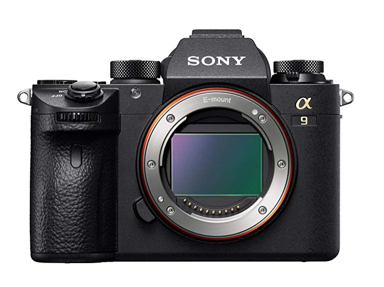 Sony A9 full frame mirrorless camera