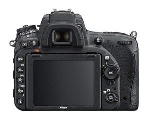 Nikon D750 Review Back button display