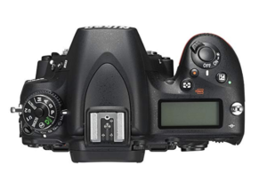 Nikon D750 Review Top Buttons