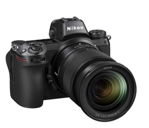 Nikon Z6 Mirrorless Full Frame camera