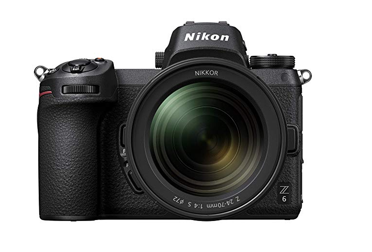 Nikon Z6 Review Camera Body